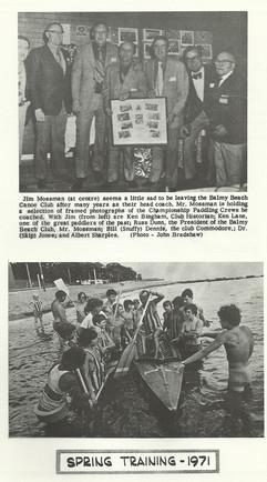 1972 REGATTA PROGRAMME