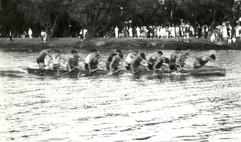 1935 SR WAR CANOE 1 MILE