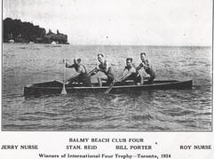 1924 C4 Int Winners