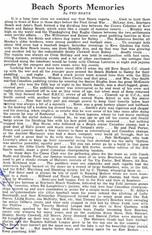 1946c REGATTA PROGRAMME