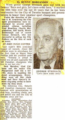 1957 12DEC13 TORONTO SPORTS HONOURS copy