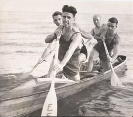 1934 CDN CHAMPS ERNIE EVANS Front