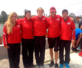 2014 Pan Am Championships Mexico City -