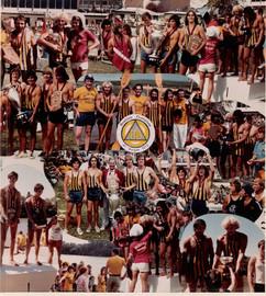 1972 Jr Burgee Collage