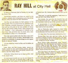 1965 BBC SWAYS ELECTION