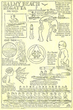 1929 REGATTA 07 JULY 15 TELEGRAM