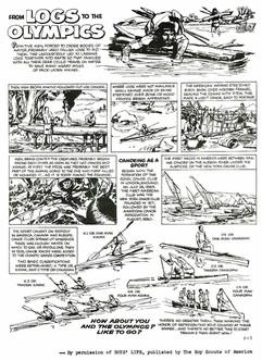 1970 REGATTA PROGRAMME 33 OLYMPICS