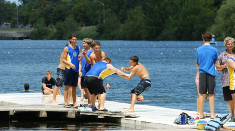 2011 WODs Welland - Going for a swim.jpg