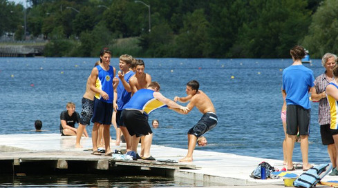 2011 WODs Welland - Going for a swim.jpg