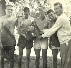 1959 SR 4 1st @ MOHAWK FRED BOOTH, MURRA