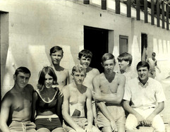 1967 JUNIOR PADDLERS