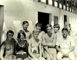 1967 JUNIOR PADDLERS
