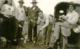 1928c GANANOQUE REGATTA