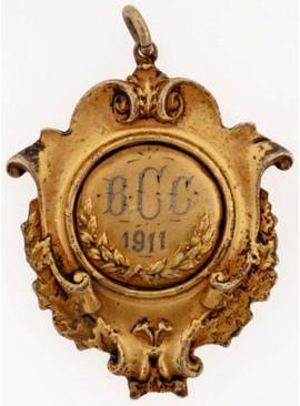 1911 BCC MEDALLION