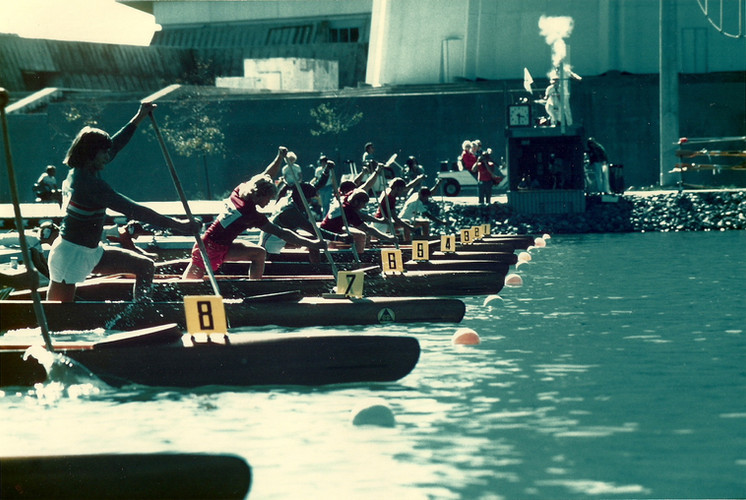 1975 88UG PADDLING OLYMPIC BASIN 4 copy.