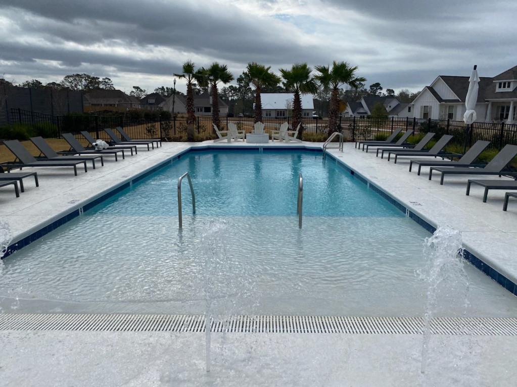 Lot 158 The Verdanas Pool