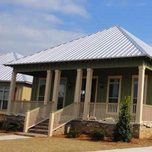 Custom Craftsman Cottage in the square at Stone Creek. 10' ceilings, loads of hardwood flooring 29x14 coveredporch with outdoor fireplace & center island in kitchen with stainless appliances. Price includes 8' privacy fence and metal roof!