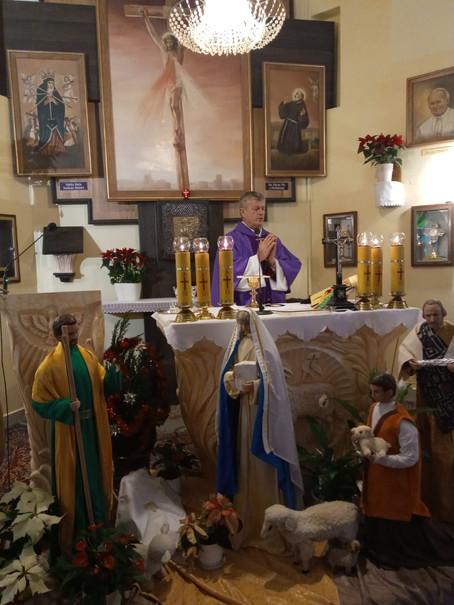 Wigilia w Przystani Maryi w Jarosławiu