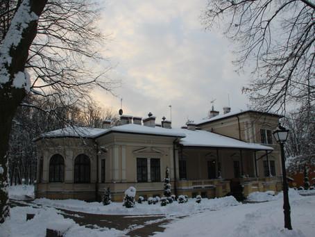 Dom Formacyjno - Szkoleniowy w Lipniku