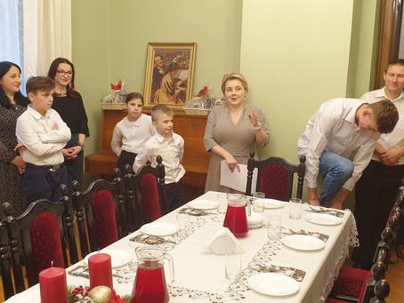 Spotkania w Domach dla Dzieci