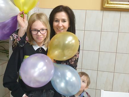 Urodziny Roksany w Przeworsku