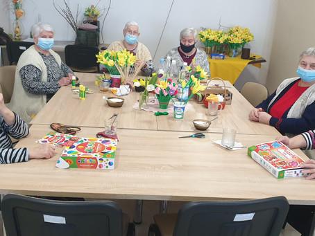 Spotkanie w Domu Opieki Dziennej