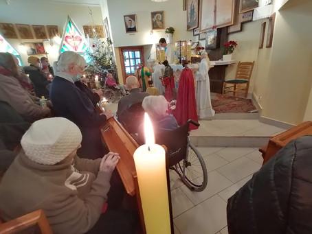 Ofiarowanie Pańskie - Matki Bożej Gromnicznej