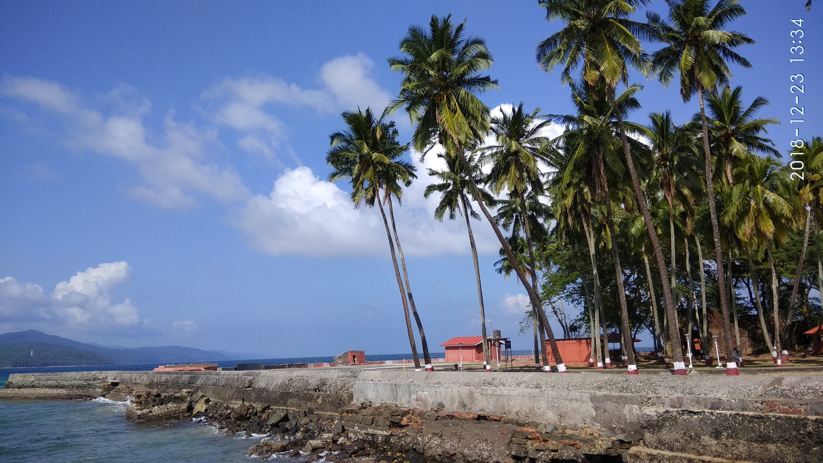 ROSS ISLANDS
