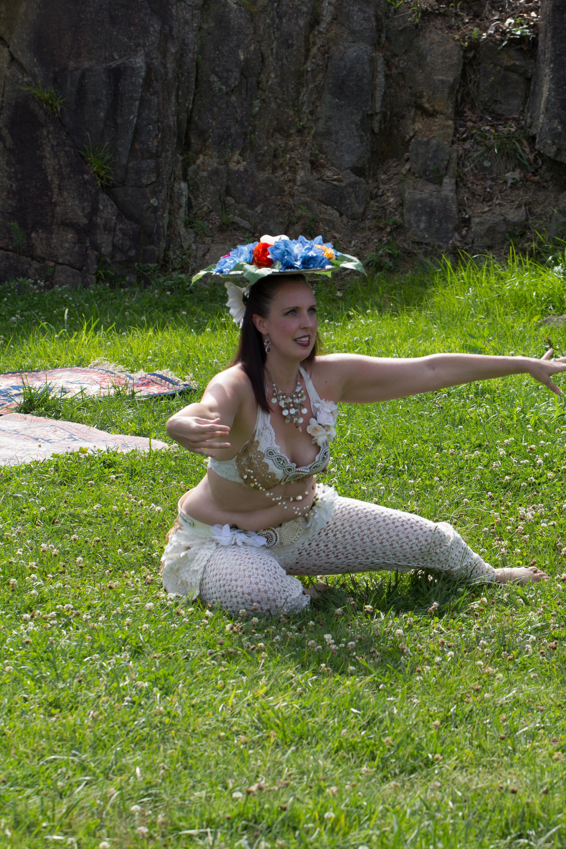 Floorwork for Dancers!
