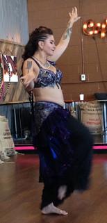 "Rane performing to ""Sage"" at the Anam Cara Student Recital"