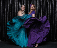 Lindsey and Tracey at Art of the Belly 2018