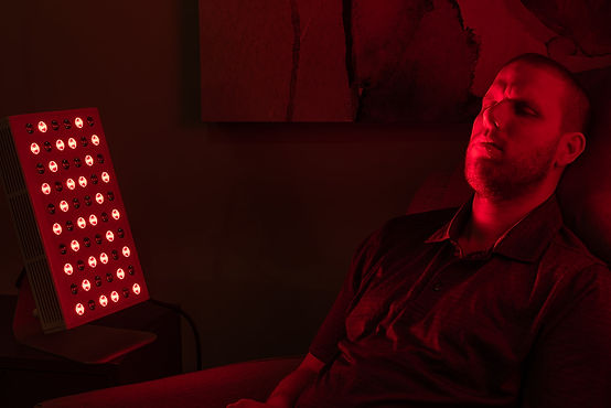 Maryland Center for Brain Health uses Red Light Therapy to optimize brain function