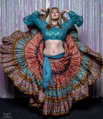 Lindsey at Art of the Belly 2019
