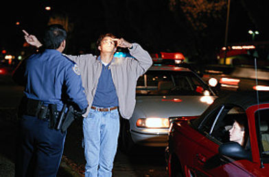 Man who needs a DWI attorney in Rapid City, SD