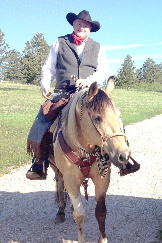Parking Patrol at Crazy Horse