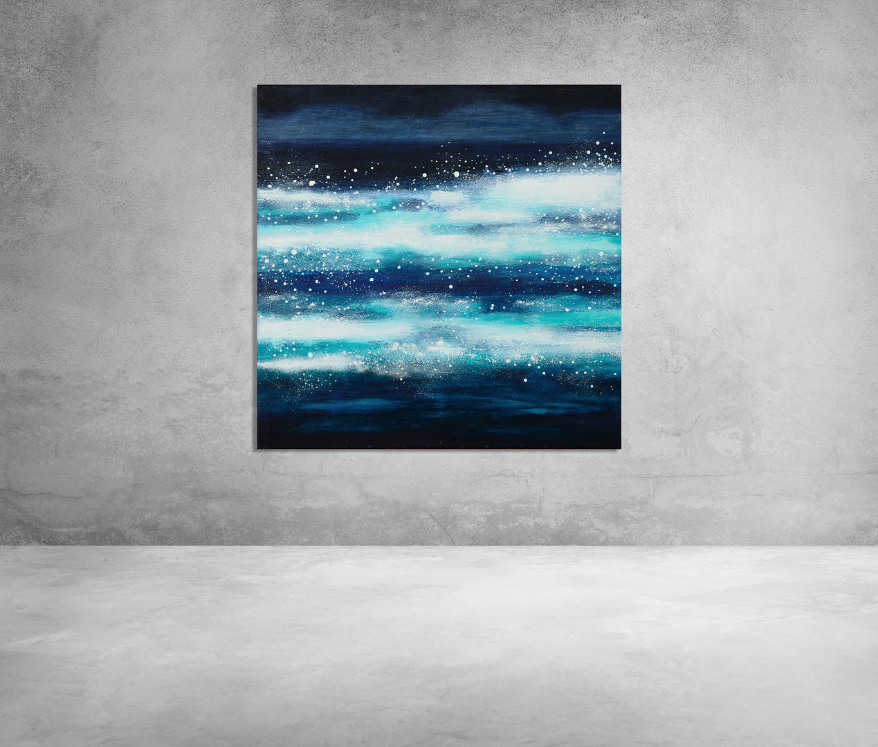 Blue Mist Rising 2