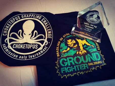 Choketopus Grappling Challenge 2018