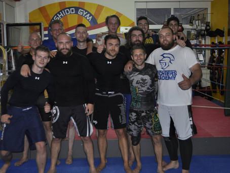 Seminar für die Fighters Academy
