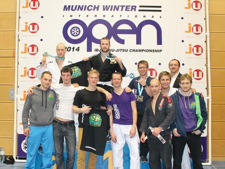 IBJJF Munich Winter Open 2014