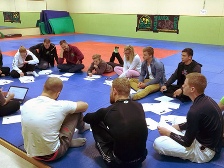 Kampfrichterschulung