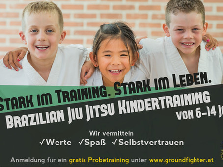 Start Kindertraining