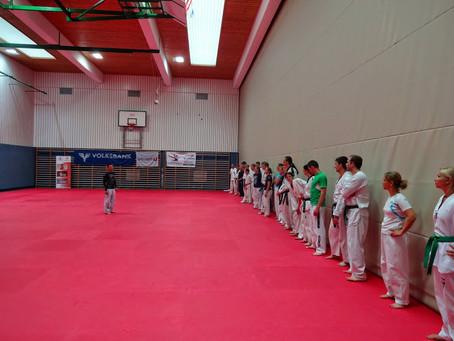Seminar für den Salzburger Taekwondo Verband