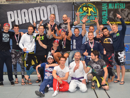 3. Salzburger BJJ & Grappling Meisterschaft