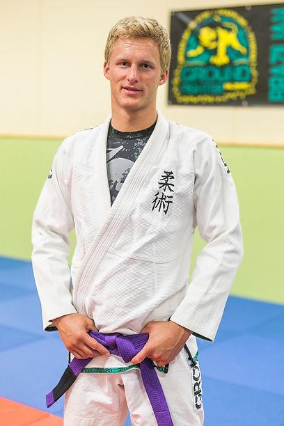 Kampfsport Selbstverteidigung Brazilian Jiu Jitsu Grappling