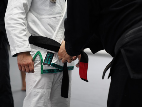 BJJ Black Belt