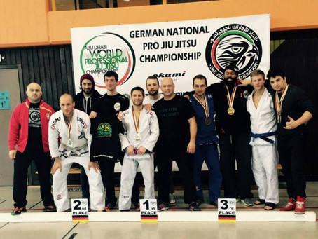 Abu Dhabi National Pro Championship