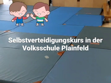 Selbstverteidigungskurs Volksschule Plainfeld