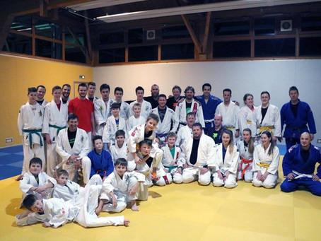 Seminar für den Bayrischen Ju-Jutsu Verband