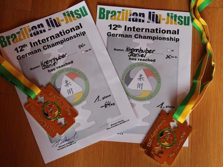 Deutsche Meisterschaft BJJ 2012
