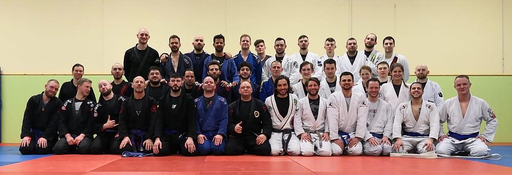 Brazilian Jiu Jitsu Salzburg